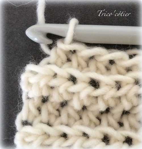 Vaincre le froid ! Tuto Snood au crochet !