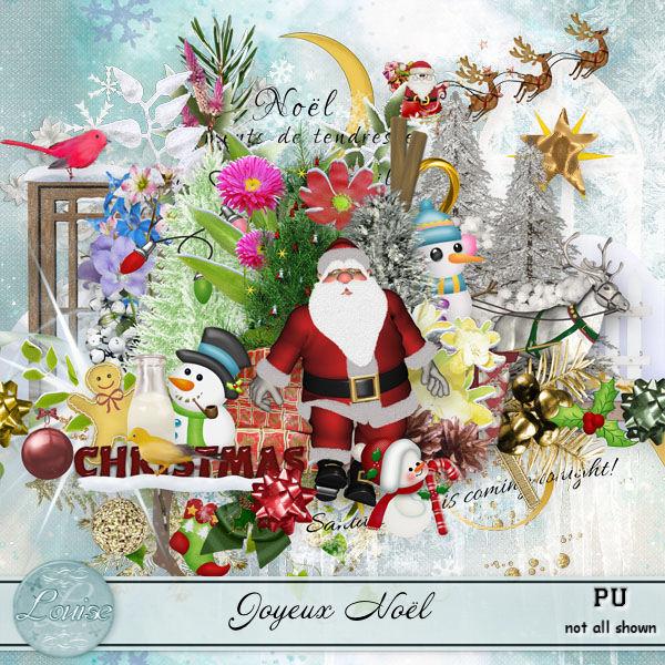 """""""Joyeux Noël"""" by Louise L"""