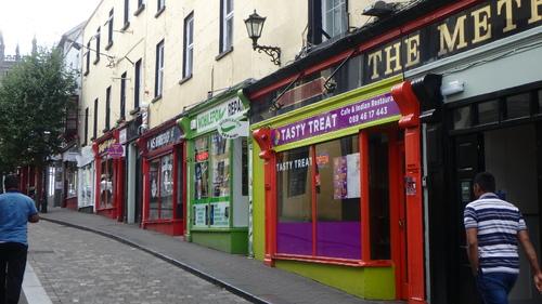 De Glendalough à Kilkenny