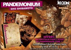 Pandemonium vol.1 (manga)