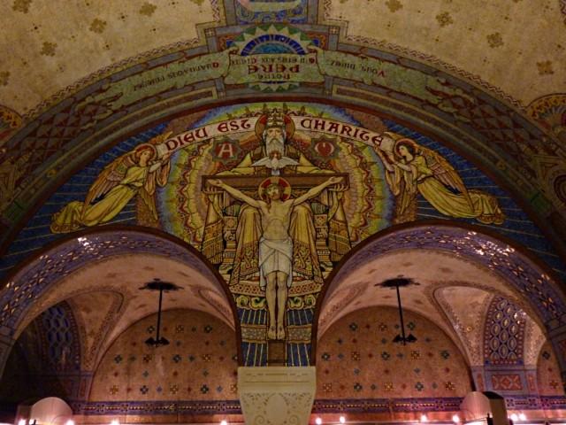 Crypte de la basilique de Lysieux 7 mp1357 2010