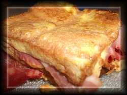 Gâteau sandwich