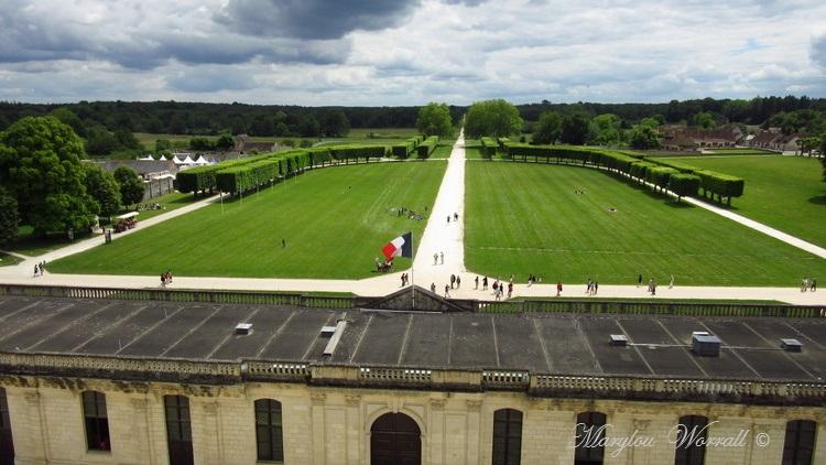 Chambord : Histoire du château