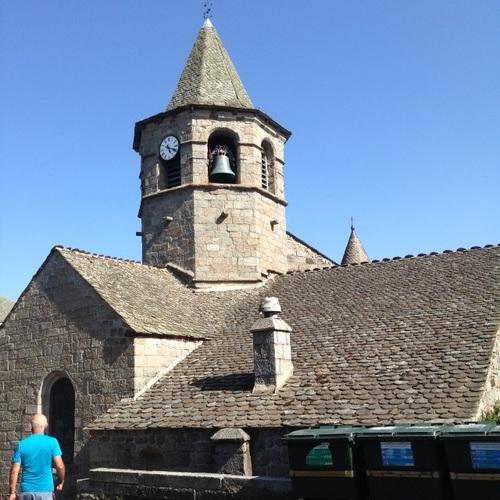 Église de Nasbinals