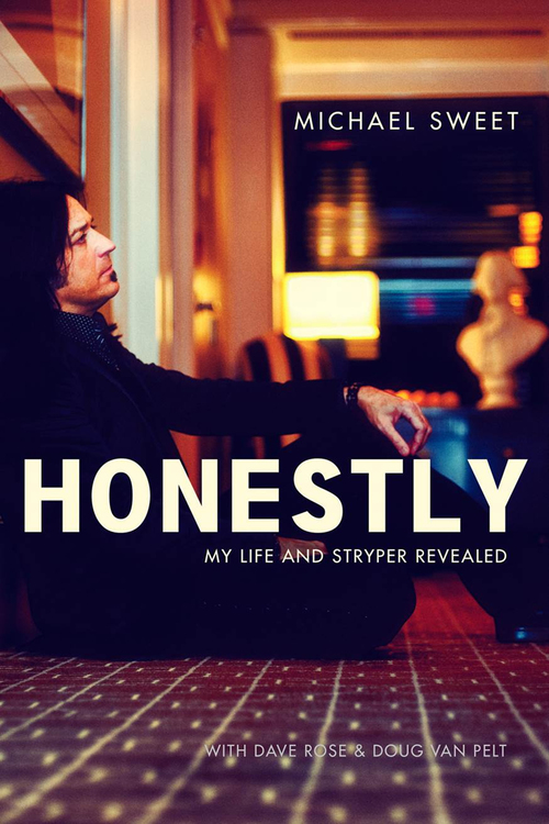 Michael Sweet Honestly Cover