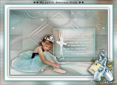 *** Ma petite danseuse étoile ***