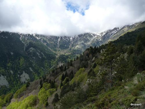 la vallée de la Lentilla