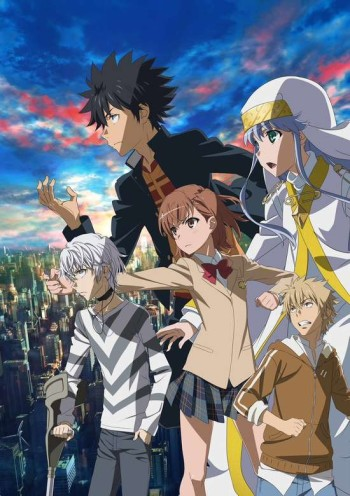 مترجم Toaru Majutsu no Index III انمي