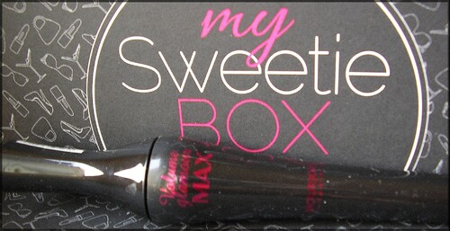 MySweetieBox : mascara volume max bourjois