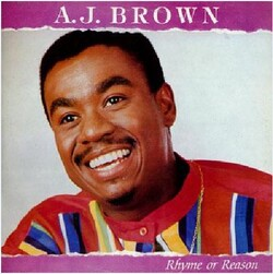 A.J. Brown - Rhyme Or Reason - Complete LP
