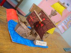Arts visuels/technologie: maquettes
