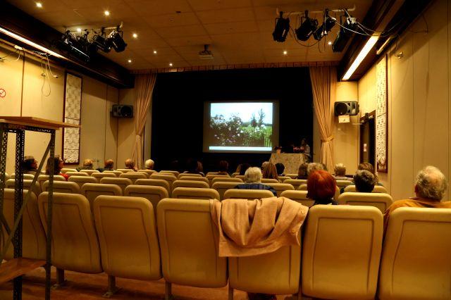 Conférence à Woluwé-Saint-Lambert