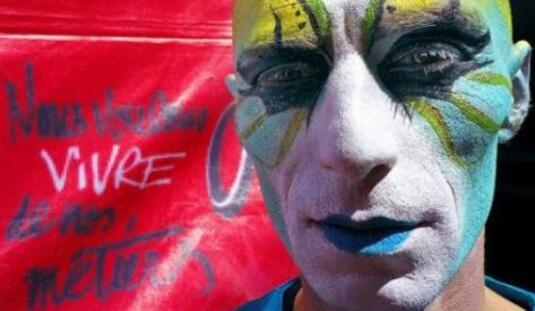 """Intermittents: """"le mouvement va continuer et s'amplifier"""""""
