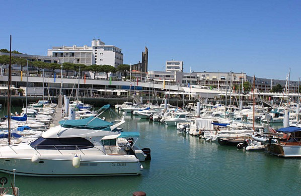 port de plaisance Royan -1-