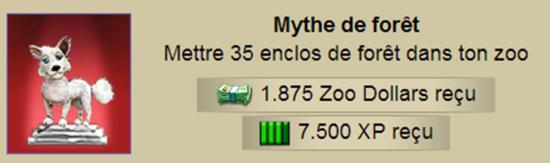 forêt mythe