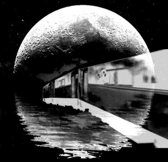 l'oeil & la plume... Ay la Lune
