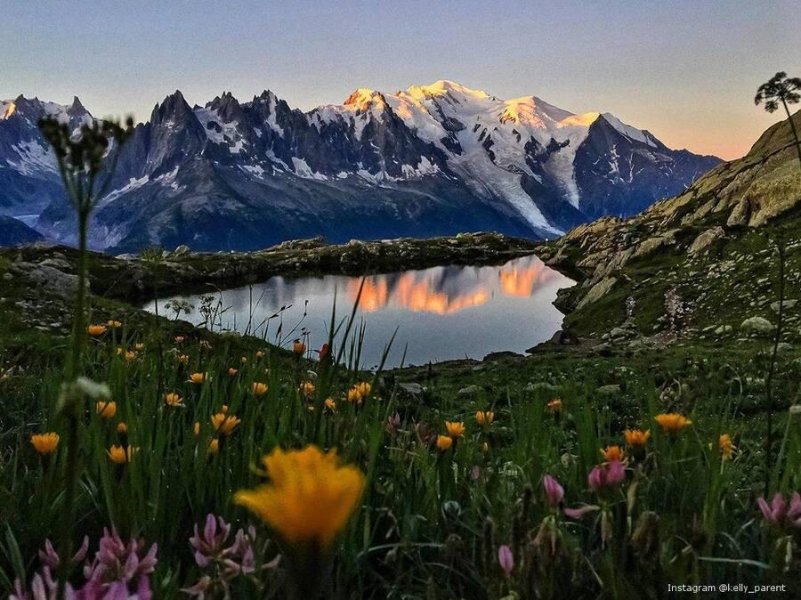 Lac des Cheserys - Chamonix Mont Blanc