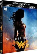 [UHD Blu-ray] Wonder Woman