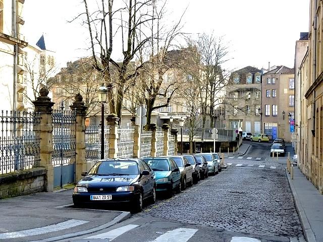 L'école Saint-Eucaire à Metz 3 Marc de Metz 2012