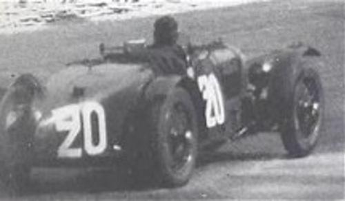 Alfa Romeo Le Mans (1930-1933)
