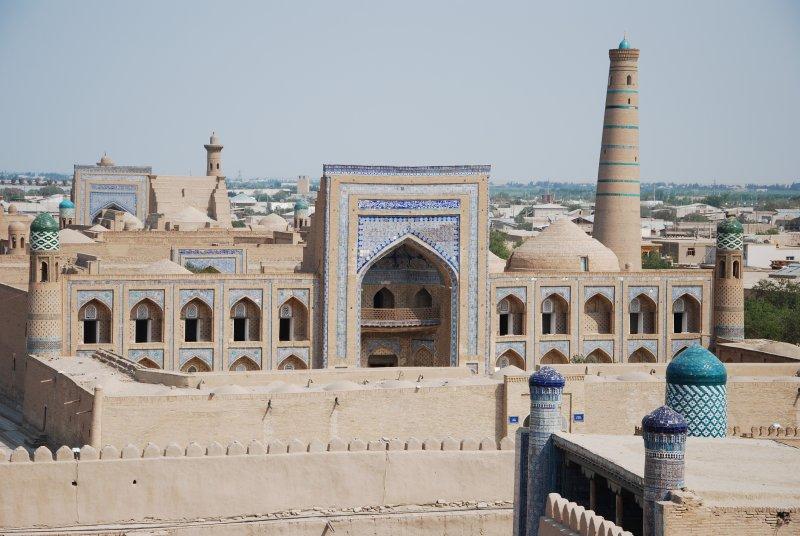 ouzbekistan evaneos khiva