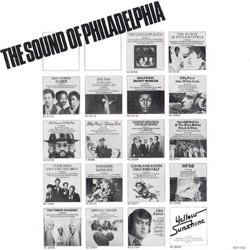 "1975 : Anthony White : Album "" Could It Be Magic "" Philadelphia International Records PZ 33841 [ US ]"