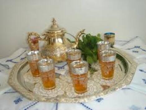 """Résultat de recherche d'images pour """"le thé targui"""""""