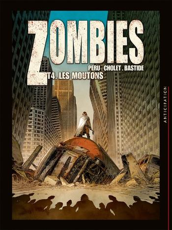 Zombies - Tome 04 Les moutons - Peru & Cholet & Bastide
