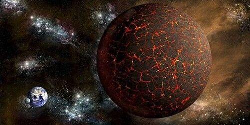La planète X Nibiru