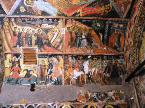 Arbanasie et son église inscrite au Patrimoine Mondial de l'Humanité en Bulgarie (photos)