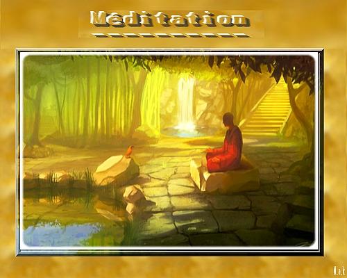 La méditation : Un regard au delà des préjugés...