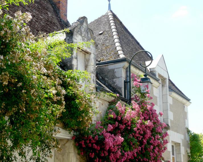 Chedigny, village-jardin de Touraine...