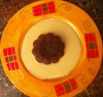 Fondants au chocolat à la pâte de haricots rouges