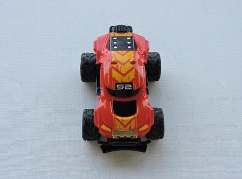 CREATE TOYS - Baja Racer rouge