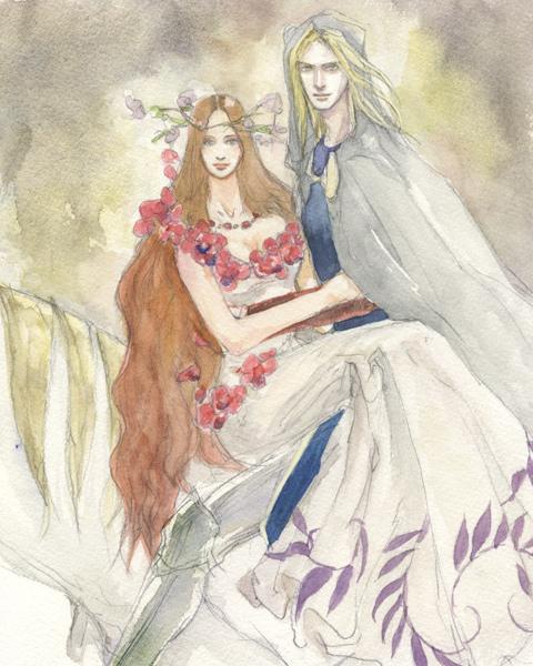 Oromë & Vána