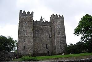 Bunratty - Irlande - Le donjon 1
