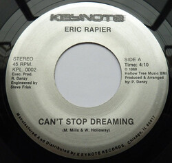 Eric Rapier - Can't Stop Dreaming
