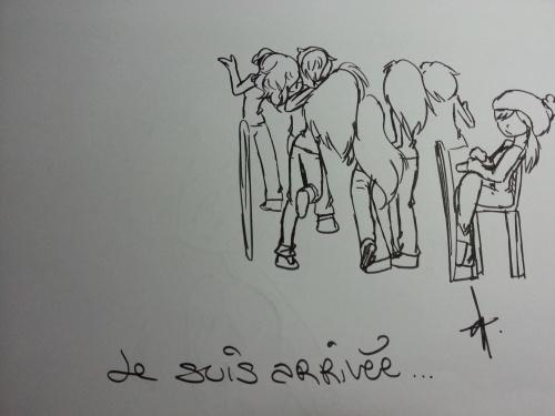 le cross du jeudi 22/11/12.