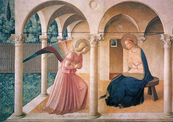 Fra Angelico et l'Annonciation: comment l'événement éthéré a inspiré l'artiste de la première Renaissance