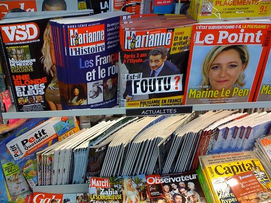 Marine Le Pen : bientôt la rupture avec sa nièce Marion Maréchal-Le Pen ?