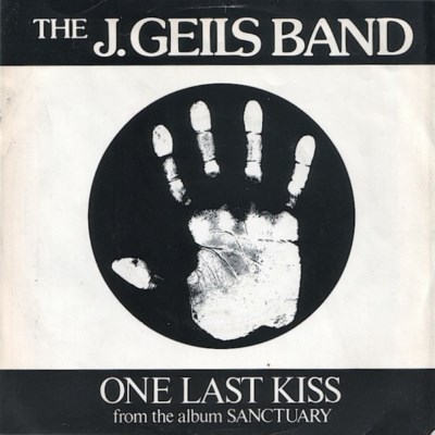J. Geils Band - One Last Kiss - 1978