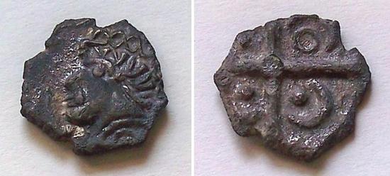 drachme négroide