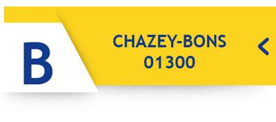 Belley - Chazey-Bons