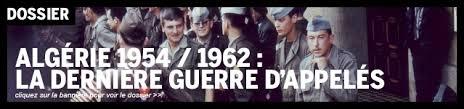 Cinq appelés de la guerre d'Algérie racontent...