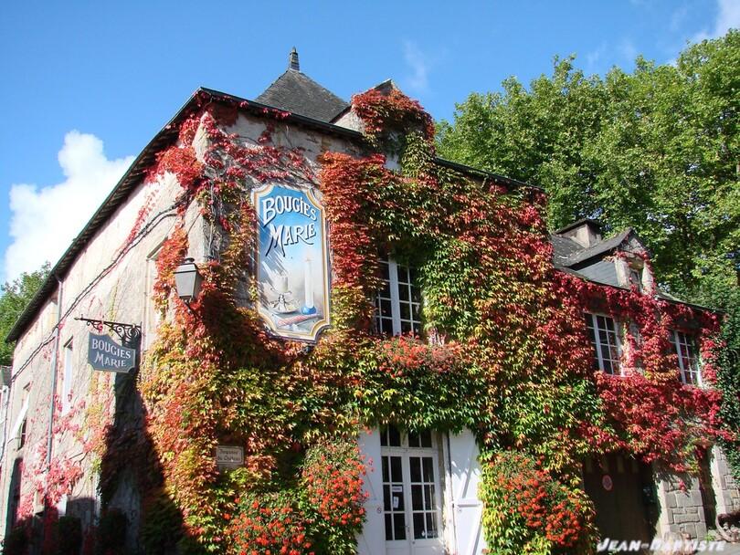 Rochefort -en- terre,