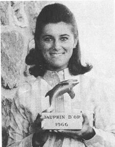 Été 1966 : Remise du dauphin d'Or