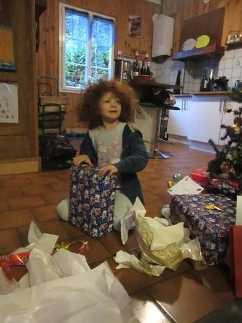 Les cadeaux par milliers....