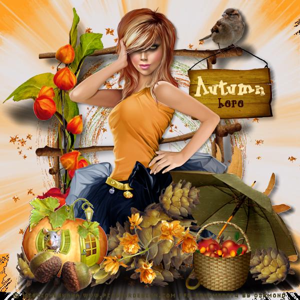 """Tutoriel """"Autumn Here"""" de Macy's traduit chez Titoune"""