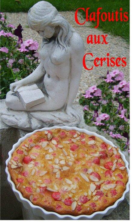 Clafoutis aux cerises (ww)