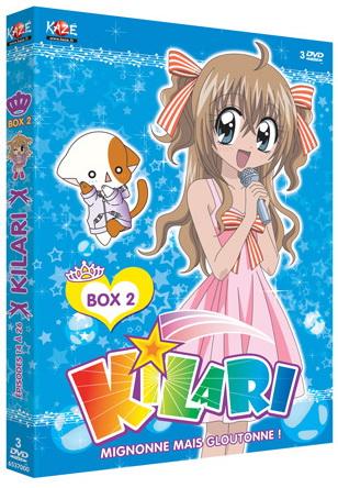 Kilari box
